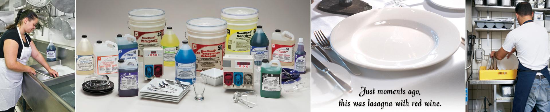 Dishwashing-Chemicals